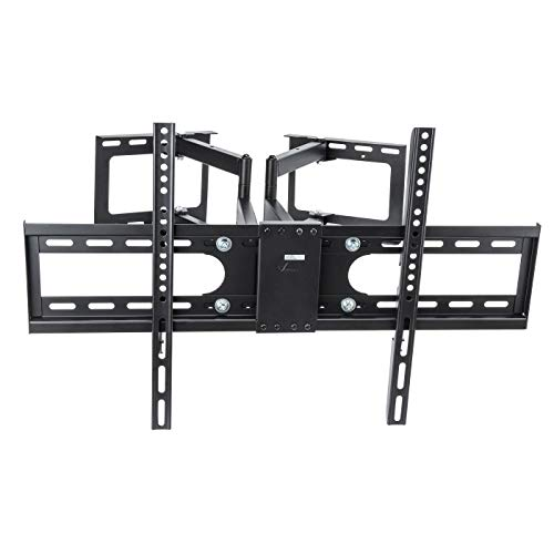 TV Bracket Wall Mount Corner Articulating Arm for 30-70 inch LCD, LED,...