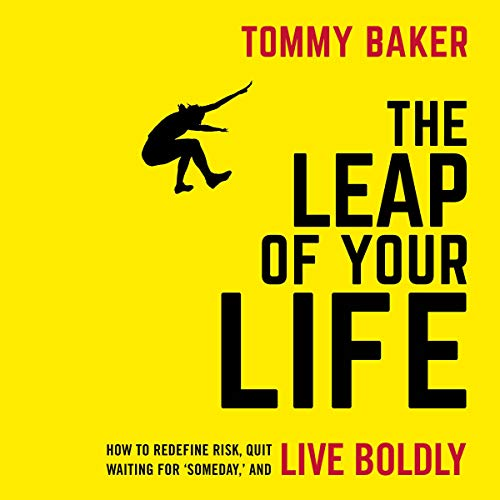 The Leap of Your Life cover art