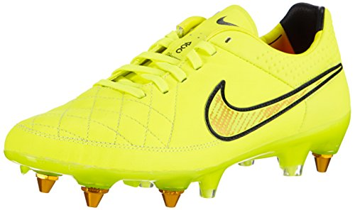 Nike Scarpa da Calcio Tiempo Legend V SG-PRO Giallo EU 40.5