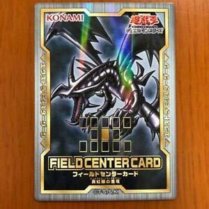 yugiohcard Yu-Gi-Oh! Red-Eyes Black Dragon Field Center Card Anniversary 20th Japanese