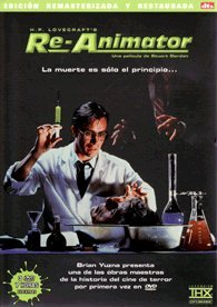 Re-animator Edicion Especial 3Dvds