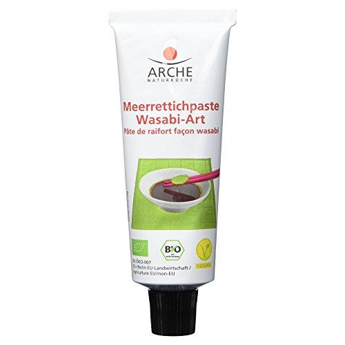 Arche Meerrettichpaste Wasabi-Art (1 x 50 g) - Bio