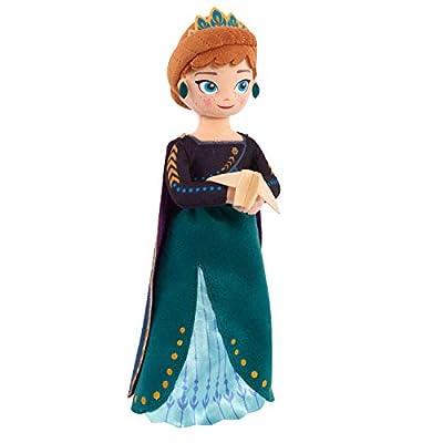 Disney Frozen 2 Talking 9.5-Inch Small Plush Anna