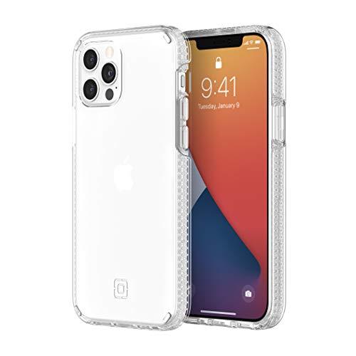 Incipio - Custodia Duo compatibile con iPhone 12 e iPhone 12 Pro, colore: Trasparente/Trasparente