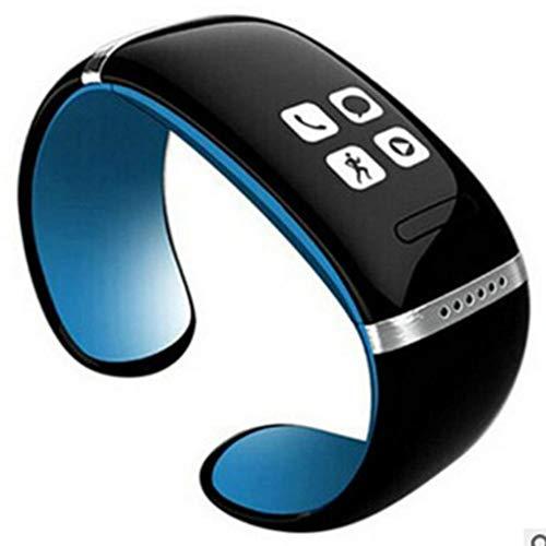 Stilvolle Neuheit Bluetooth Smart Armband Kapazitiven Touchscreen Sport Fitness-Uhr Anruf Erinnernoutdoor Outdoor-Sport 1. Platz