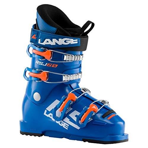 Lange RSJ 60 Skischuhe, Erwachsene, Unisex, Power Blue, 20,5 Mondopoint (cm)