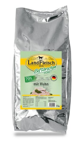 Landfleisch Dog Softbrocken...