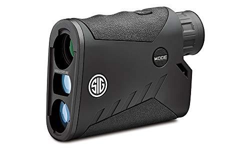 Sig Sauer SOK10001 Kilo1000 Laser Range Finding Monocular, 5X20MM, HT, Black, One Size