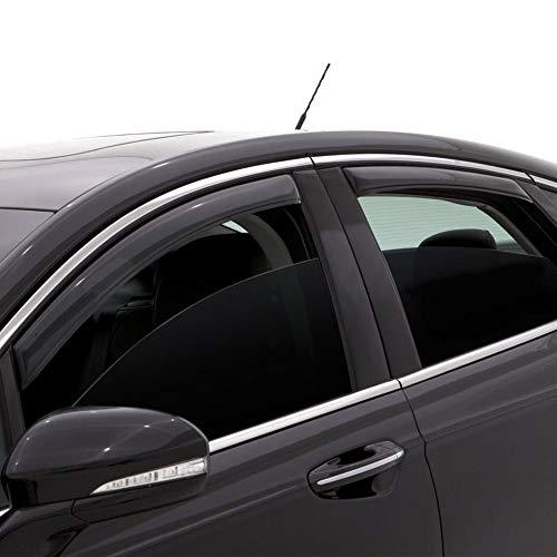 car window wind noise