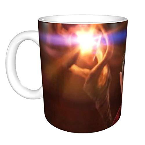 Onward Taza de café de cerámica, regalo divertido y novedoso de 325...