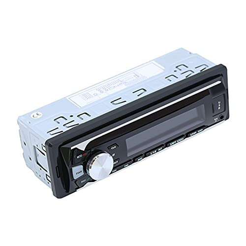 strimusimak Reproductor De MP3 para Coche Bluetooth Manos Libres Automobile Radio FM Tarjeta De Visualización De Audio Insertar SWM-508 12V para Modificación De Vehículos Negro
