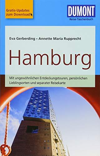 DuMont Reise-Taschenbuch Reiseführer Hamburg: mit Online-Updates als Gratis-Download