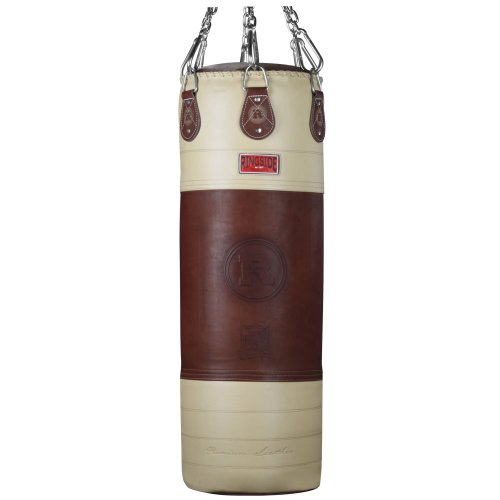 Ringside Heritage 90-pound Genuine Leather Boxing Punching Heavy Bag