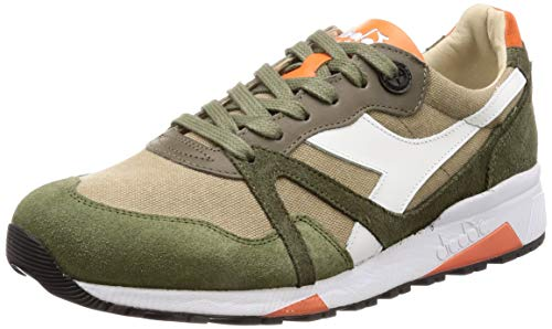Diadora Sneakers Uomo N9000 172779 Verde 42½