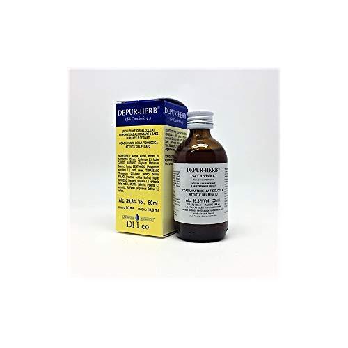 Laboratorio Erboristico Di Leo 27044 Depur-Herb, Carciofo Composto S4