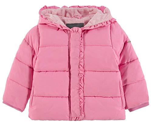 Kanz® Baby Mädchen Winterjacke, Größe:74, Präzise Farbe:Rose