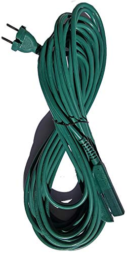 SAUGAUF - Cable para Vorwerk Kobold 135, 136, 10 metros de largo