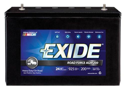 Exide XRF-31D AGM-200 Heavy-Duty Battery