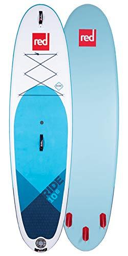 Red Paddle 10.6-Ride MSL School Tabal de Surf, Adultos Unisex, Multicolor (Multicolor), Talla Única