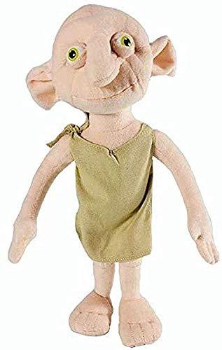 FEIFEI 30 cm Dobby PELUJUPE Tous PELÍCULA DE ANIMIENTO Dobby PELUMING MUÑECO SOUCHE TRILLADO TRILLADO Doby PELUJERNOS Muñeca Rellena Muñeca para niños Regalos En Stock