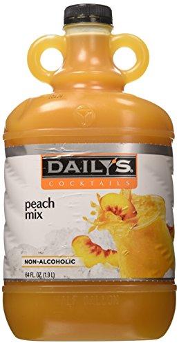 Dailys 64 oz. Peach Daiquiri & Margarita Mix