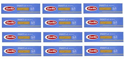 Barilla - Spaghetti n.5 12er Pack (12x500g)