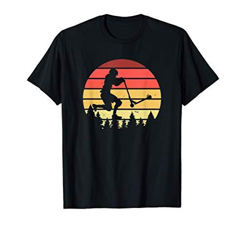 Scooter Roller Tretroller Geschenkidee Kinder & Teenager T-Shirt