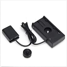 """Runshuangyu NP-F970 to NP-FW50 Battery Adapter Hot Shoe Mount Plate 1/4"""" for Sony NEX-5 NEX-7 DSC-RX10 A7 A7R A7S A7II A3000 A5000 A5100 A6000 A6300 ILCE-7"""