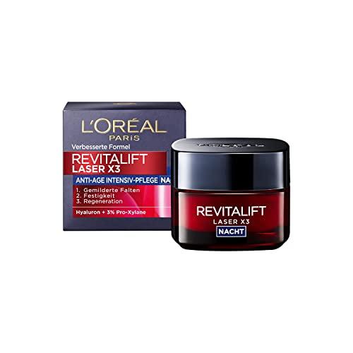 L'Oréal Paris Hyaluronsäure Nachtcreme Bild
