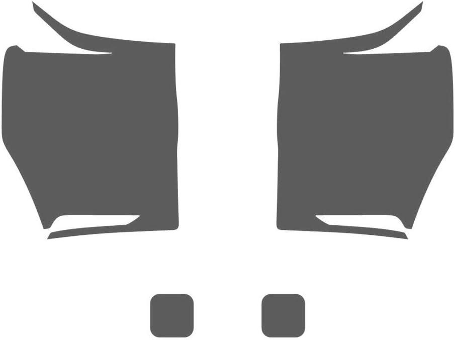 Application Kit Rvinyl Rtint Headlight Tint Covers for Ford F-250 2008-2010