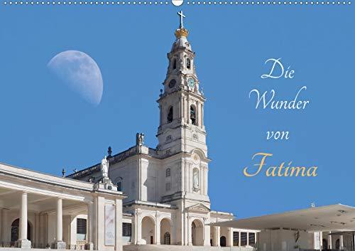 Die Wunder von Fatima (Wandkalender 2021 DIN A2 quer)