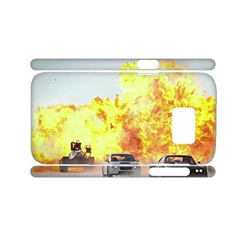 Desconocido For Men Rigid Plastic Phone Shells Compatible with Samsung S 7 Have Tff Individual
