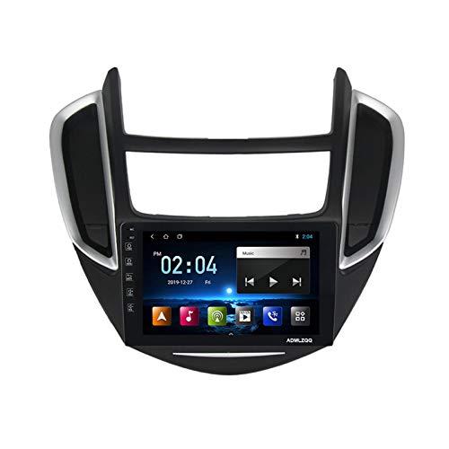 ADMLZQQ para Chevrolet Trax 2014-2016 Android 9.0 Auto Radio Car Stereo Radio, Pantalla Táctil De 9 Pulgadas, GPS/FM/WiFi/Bluetooth/Cámara Trasera/Control del Volante,M150 2g+32g