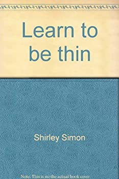 Hardcover Learn to be thin Book