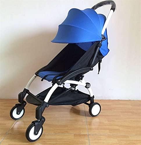 HZPXSB Cochecito de bebé Original 2 en 1 + Nido de Nacimiento recién Nacido Carreras de bebé Plegables cochecitos cochecitos para bebé 0-36 Meses (Color : 23) ✅