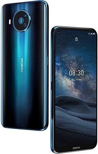 Nokia 8.3 - Smartphone 64GB, 6GB RAM, Dual Sim, Polar Night