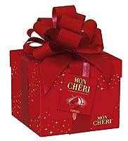 Ferrero Mon Chéri Cadeau Noël un pack avec 283g décoration Noël idéale parfait pour Fête de Noël cadeau extraordinaire - édition strictement limitée