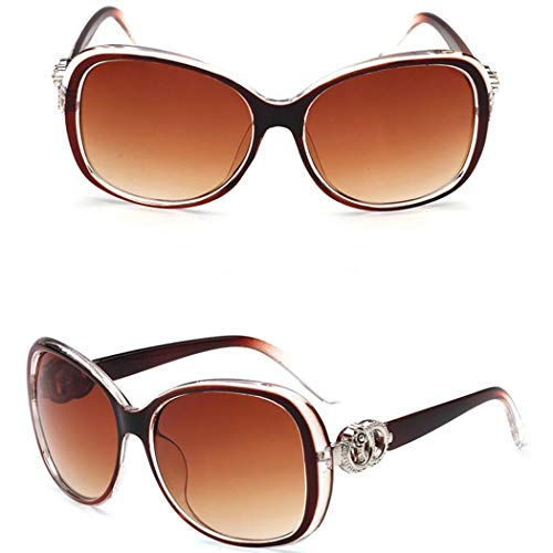 Idomeo Fashion Womens UV Protection Glasses Travel Goggles Outdoor Sunglasses