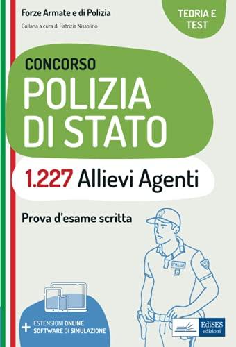 Concorso Polizia di Stato: 1227 Allievi Agenti