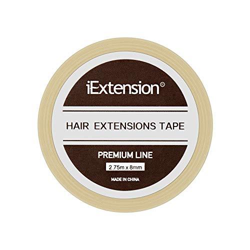 iExtension PREMIUM LINE Tapeband für Tape in Extensions Skin Weft Perücke Klebeband Ersatz Tapes kleber lace front Wig toupet Klebestreifen doppelseitig
