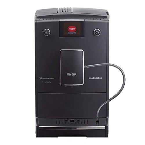 Nivona CafeRomantica 758 Bean to Cup Coffee Machine, 1465 W, 2.2 liters, Black