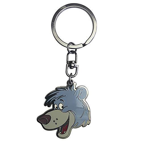 ABYstyle 3700789283751 - DISNEY - Das Dschungelbuch - Schlüsselanhänger - Baloo