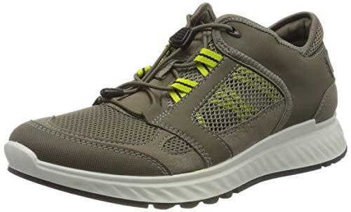 ECCO Herren Exostride Outdoor Shoe, Warm Grey Sulphur, 46 EU