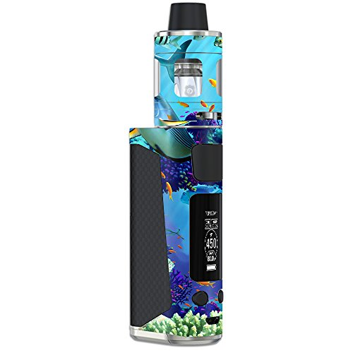 MightySkins Skin Compatible with Joyetech eVic Primo Mini – Ocean Friends | Protective, Durable, and Unique Vinyl Decal wrap Cover | Easy to Apply, Remove, and Change Styles | Made in The USA