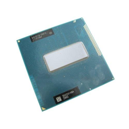 Intel Core i3-3110M - Procesador de CPU móvil de doble núcleo (2,4 GHz, 3 MB, G2, 988 pines, SR0N1, SR0T4)