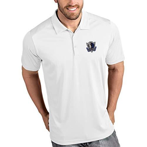 Dll NBA Mavericks Uomini d'Affari di Polo Shirt Bavero della Giacca (Color : A, Size : XL)