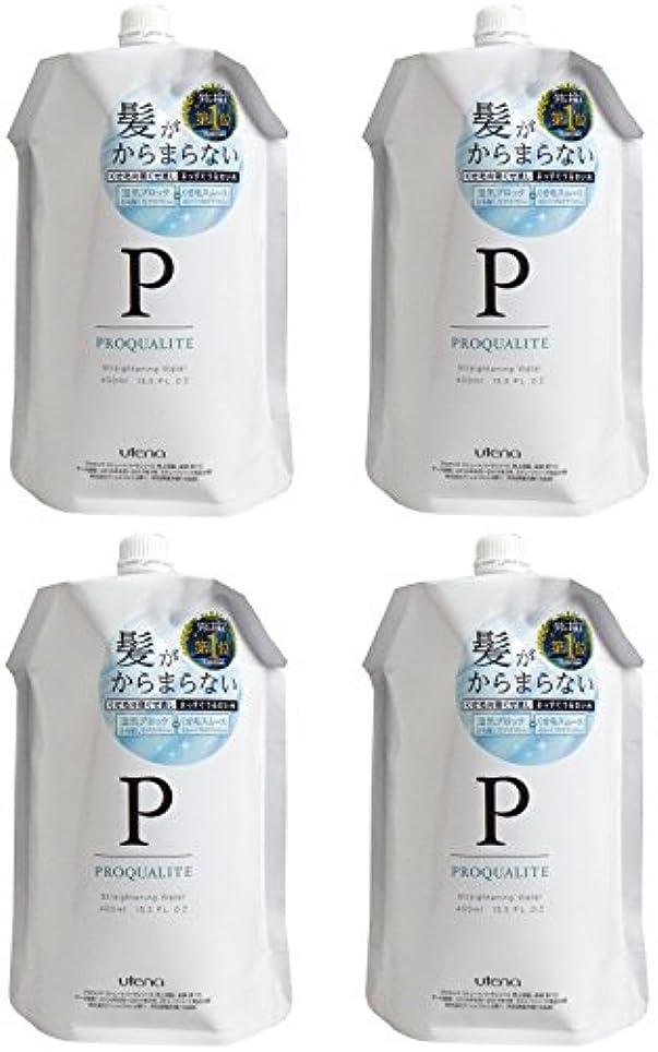 失態スピーチ句【まとめ買い】プロカリテ まっすぐうるおい水(つめかえ用)【×4個】