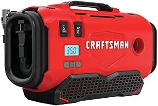 CRAFTSMAN V20 Inflator, Tool Only (CMCE520B) (Renewed)