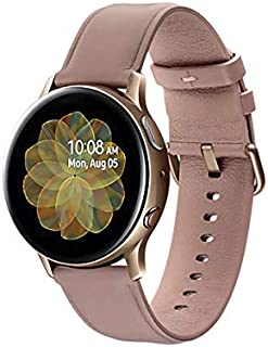 Samsung Galaxy Watch Active 2, aluminium, 40 mm, LTE, roze goud