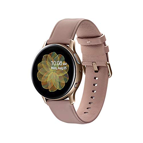 SAMSUNG Galaxy Watch Active 2 40mm 4G Acero Inoxidable Oro (Rose Gold)...